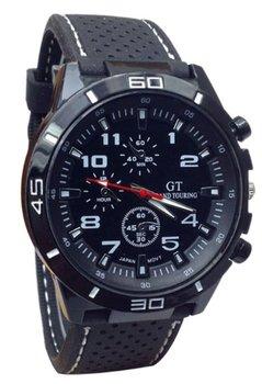 GT- heren horloge zwart/wit 42 mm