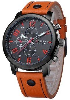 Curren sportief heren horloge - 45 mm