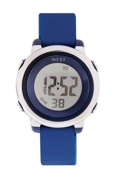 West Watch - digitaal kinder horloge – jongens/ meiden - LED - model Star – donker blauw