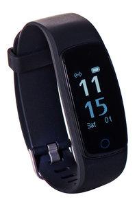 West Watch - Activity Tracker - Model Wave - Tieners - Zwart - Hartslagmeter - Stappenteller - Stopwatch